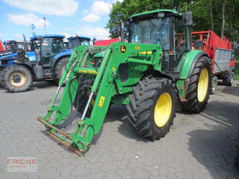Traktor типа John Deere 6320, Gebrauchtmaschine в Bockel - Gyhum (Фотография 1)