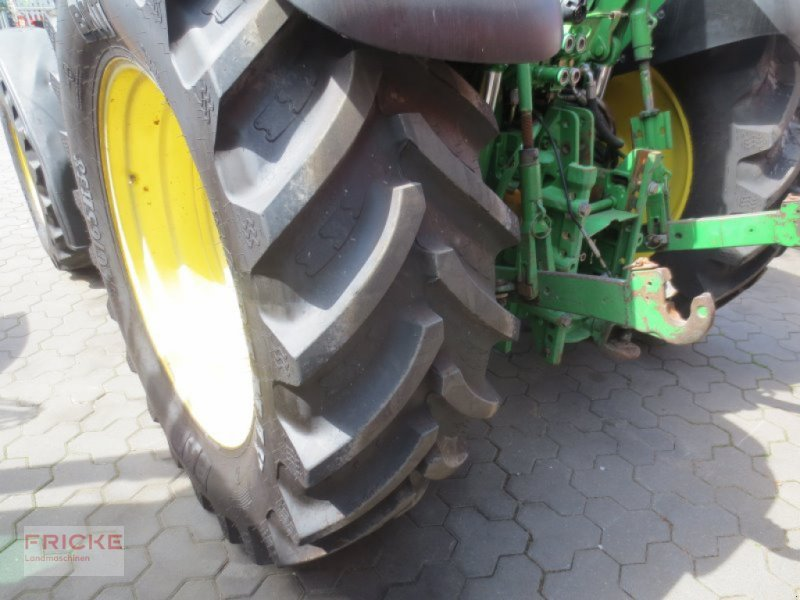 Traktor типа John Deere 6320, Gebrauchtmaschine в Bockel - Gyhum (Фотография 8)