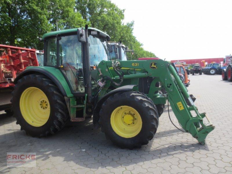Traktor типа John Deere 6320, Gebrauchtmaschine в Bockel - Gyhum (Фотография 4)