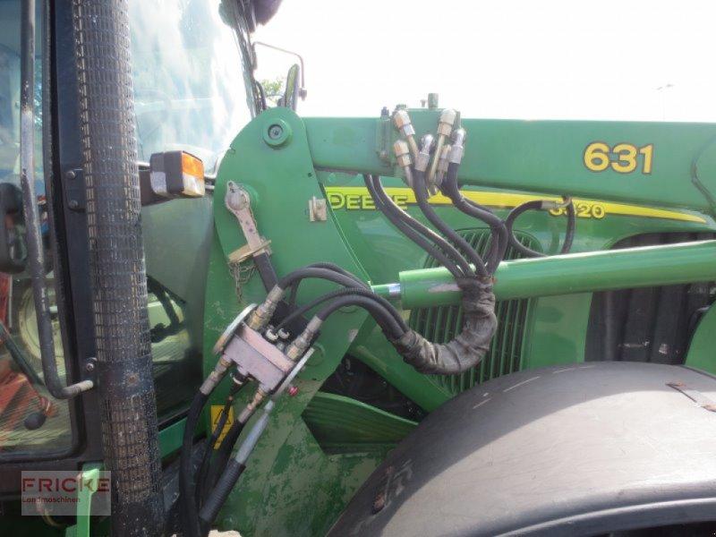 Traktor типа John Deere 6320, Gebrauchtmaschine в Bockel - Gyhum (Фотография 5)
