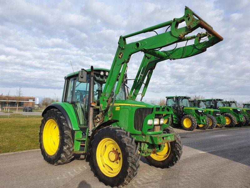 Traktor типа John Deere 6320, Gebrauchtmaschine в Niederkirchen (Фотография 1)