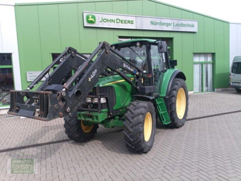 Traktor типа John Deere 6320, Gebrauchtmaschine в Leubsdorf (Фотография 1)