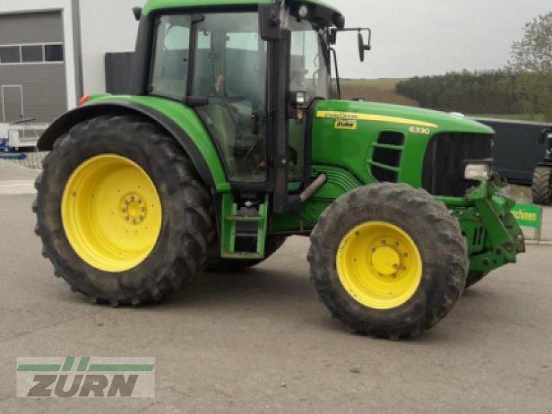 Traktor типа John Deere 6330 PowrQuad PLUS, Gebrauchtmaschine в Buchen (Фотография 1)