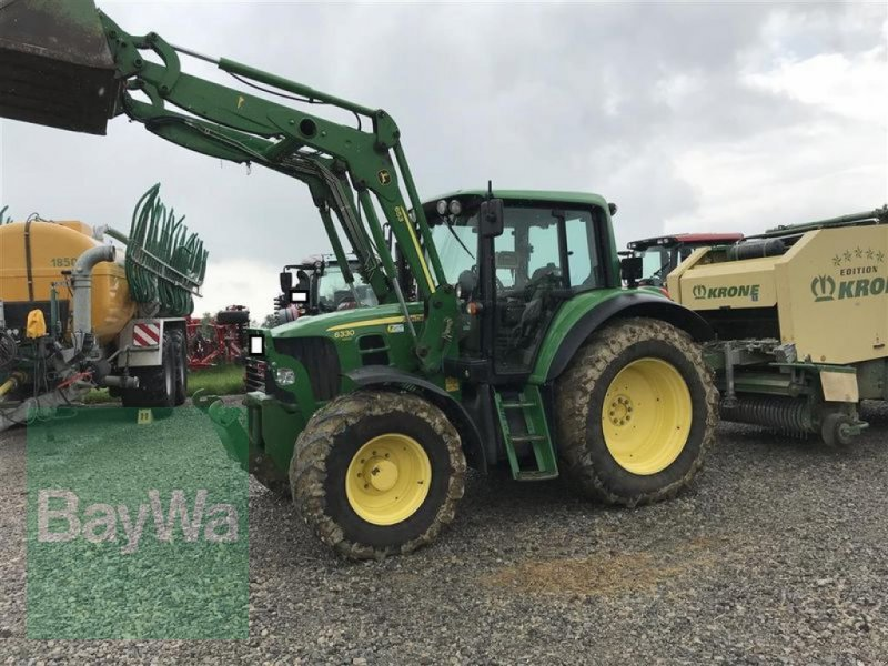 Traktor του τύπου John Deere 6330 Premium, Gebrauchtmaschine σε Blaufelden (Φωτογραφία 1)