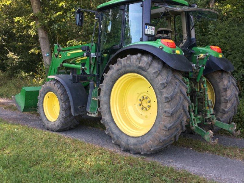 Traktor tipa John Deere 6330 Standard, Gebrauchtmaschine u Ansbach (Slika 1)