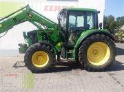 Traktor типа John Deere 6330, Gebrauchtmaschine в Aurach