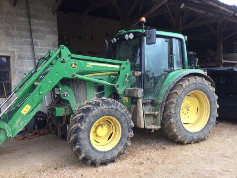 Traktor типа John Deere 6330, Gebrauchtmaschine в SAVIGNEUX (Фотография 1)