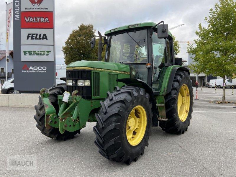 Traktor des Typs John Deere 6400 Austria, Gebrauchtmaschine in Burgkirchen (Bild 1)