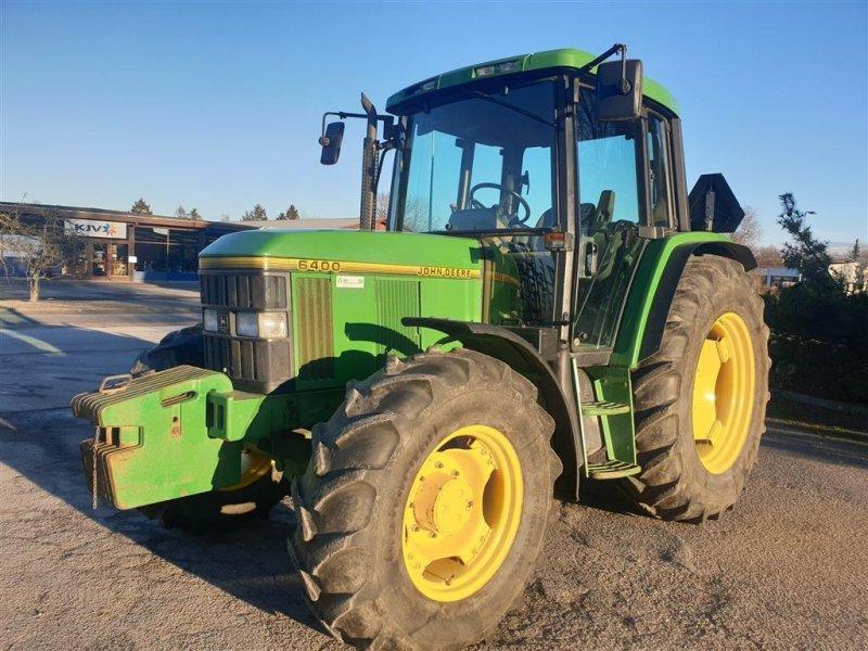 Traktor a típus John Deere 6400 KUN 3497 TIMER!, Gebrauchtmaschine ekkor: Nykøbing Falster (Kép 1)
