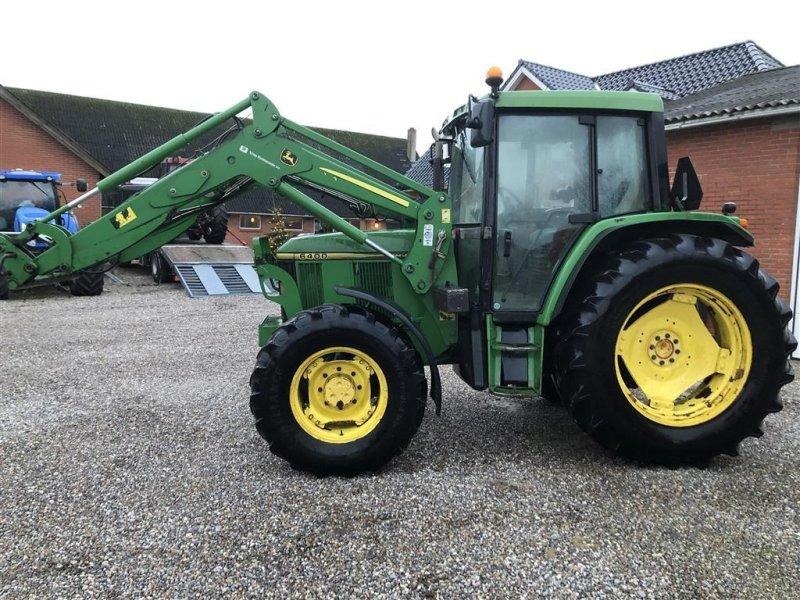 Traktor типа John Deere 6400 med frontlæsser, Gebrauchtmaschine в Nørager (Фотография 2)