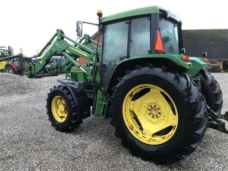 Traktor типа John Deere 6400 med frontlæsser, Gebrauchtmaschine в Nørager (Фотография 3)