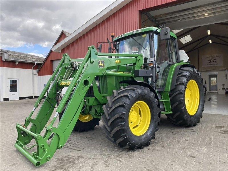 Traktor типа John Deere 6400 PÅ VEJ HJEM!, Gebrauchtmaschine в Aalestrup (Фотография 1)