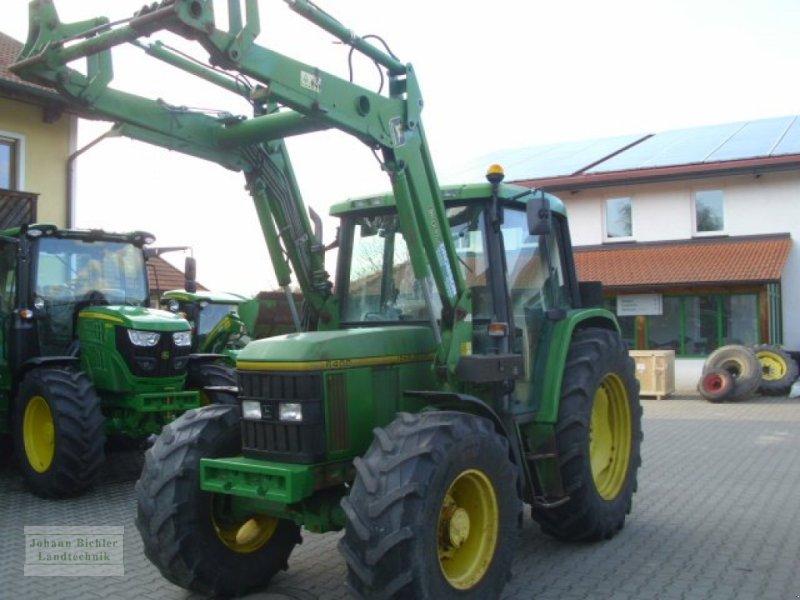 Traktor des Typs John Deere 6400 Premium, Gebrauchtmaschine in Unterneukirchen (Bild 1)