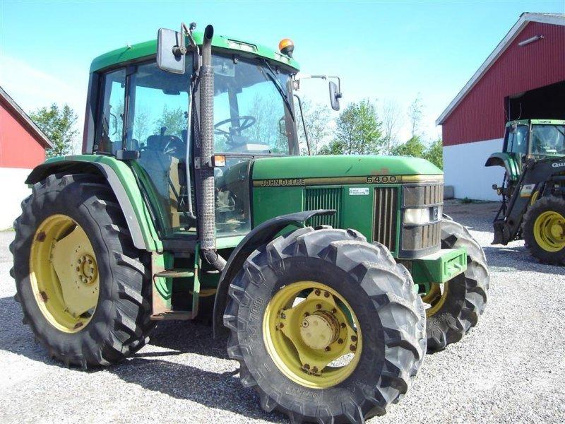 Traktor типа John Deere 6400, Gebrauchtmaschine в Ejstrupholm (Фотография 1)