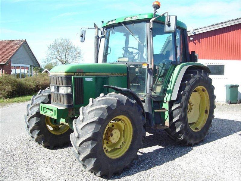 Traktor типа John Deere 6400, Gebrauchtmaschine в Ejstrupholm (Фотография 3)