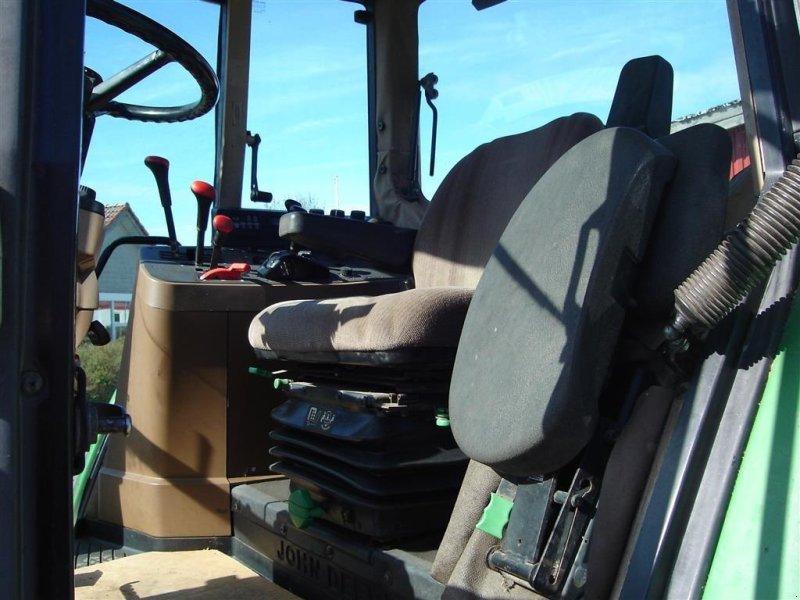 Traktor типа John Deere 6400, Gebrauchtmaschine в Ejstrupholm (Фотография 5)