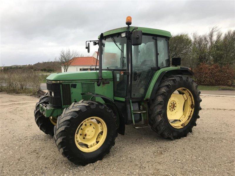 Traktor des Typs John Deere 6400, Gebrauchtmaschine in Løgstør (Bild 1)