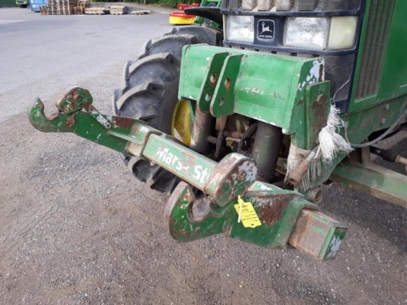 Traktor типа John Deere 6400, Gebrauchtmaschine в Næstved (Фотография 6)