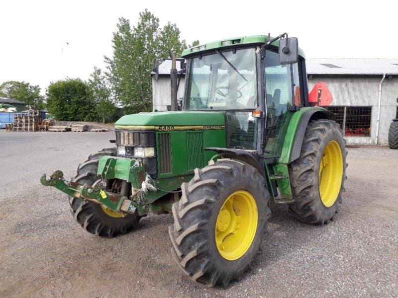 Traktor типа John Deere 6400, Gebrauchtmaschine в Næstved (Фотография 1)