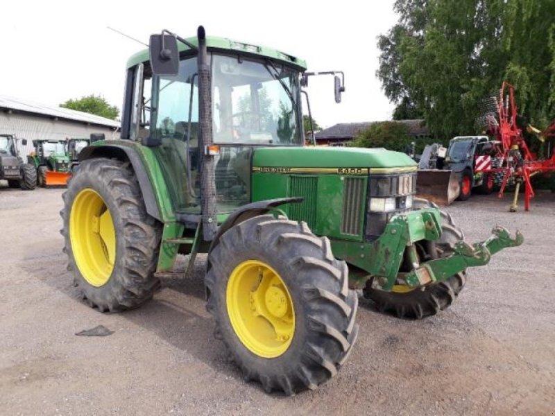 Traktor типа John Deere 6400, Gebrauchtmaschine в Næstved (Фотография 2)
