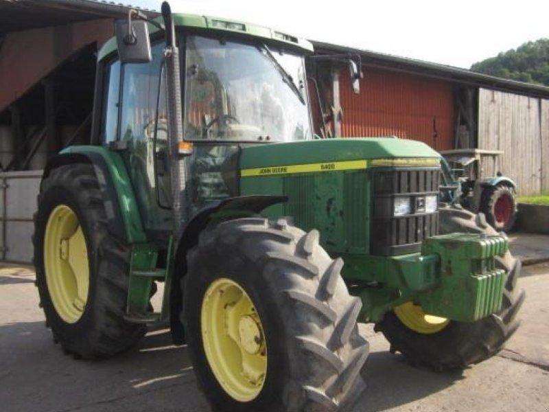 Traktor типа John Deere 6400, Gebrauchtmaschine в Ziegenhagen (Фотография 2)
