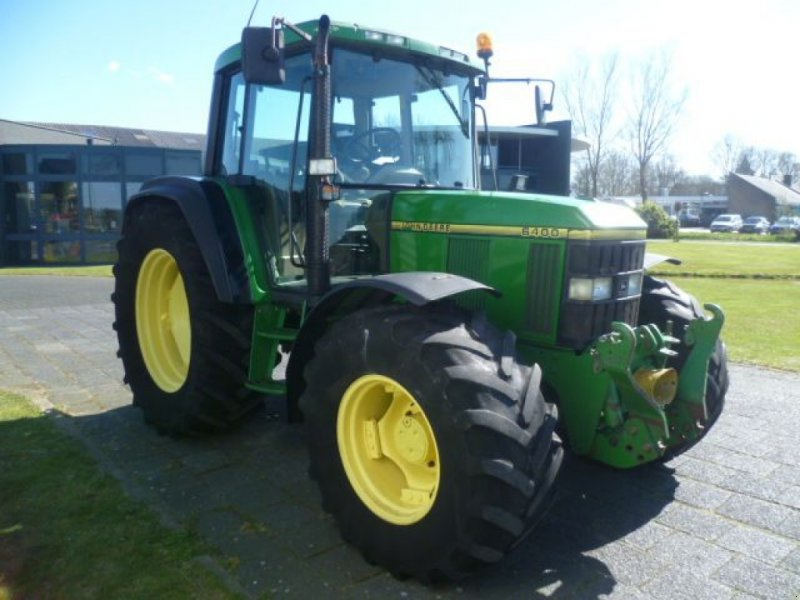 Traktor типа John Deere 6400, Gebrauchtmaschine в Easterein (Фотография 6)