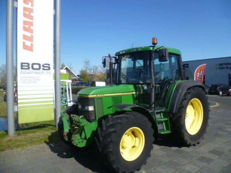 Traktor типа John Deere 6400, Gebrauchtmaschine в Easterein (Фотография 1)