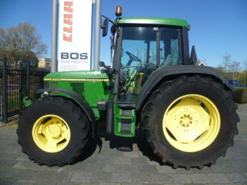 Traktor типа John Deere 6400, Gebrauchtmaschine в Easterein (Фотография 2)