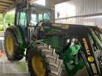 Traktor des Typs John Deere 6400 in Risum-Lindholm