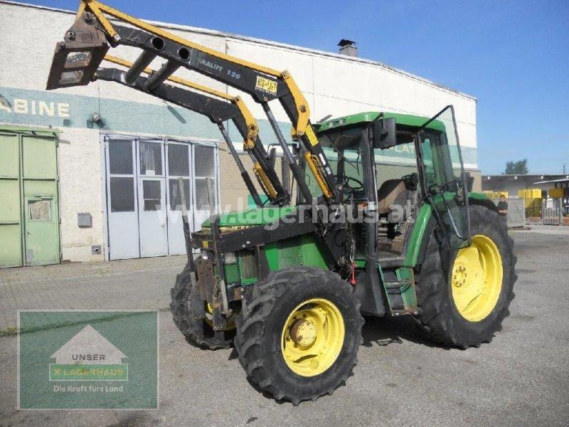 Traktor des Typs John Deere 6400, Gebrauchtmaschine in Enns (Bild 1)