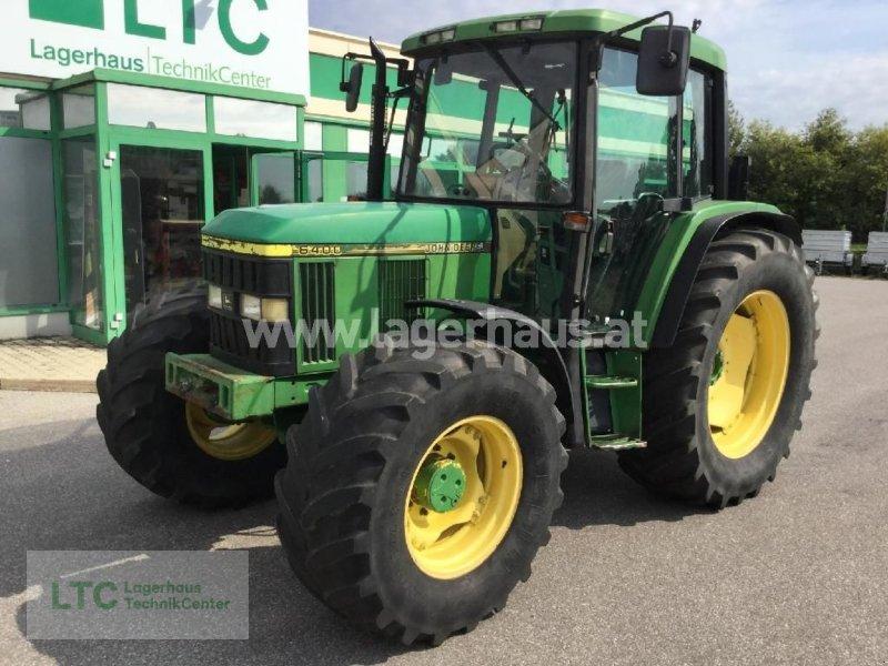 Traktor типа John Deere 6400, Gebrauchtmaschine в Kalsdorf (Фотография 1)