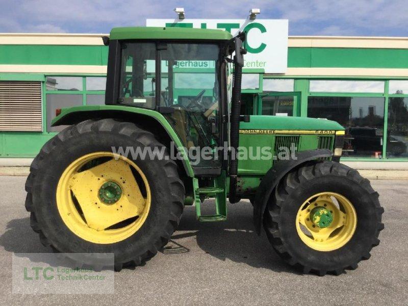 Traktor типа John Deere 6400, Gebrauchtmaschine в Kalsdorf (Фотография 16)