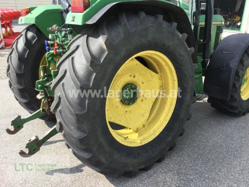 Traktor типа John Deere 6400, Gebrauchtmaschine в Kalsdorf (Фотография 20)