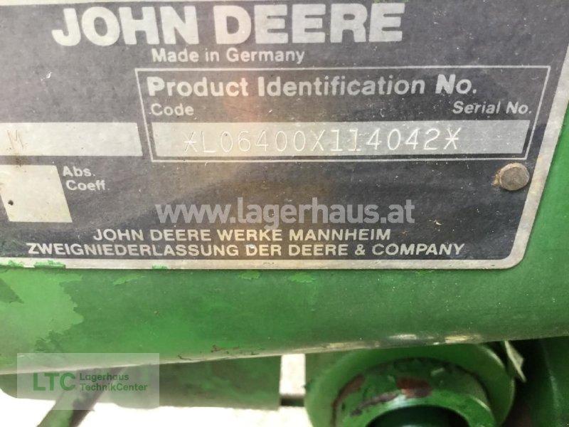 Traktor типа John Deere 6400, Gebrauchtmaschine в Kalsdorf (Фотография 9)