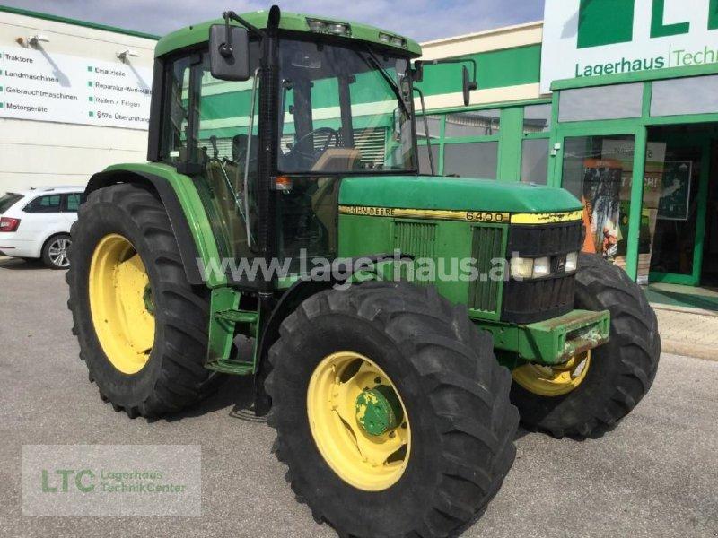 Traktor типа John Deere 6400, Gebrauchtmaschine в Kalsdorf (Фотография 15)