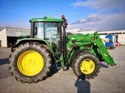 John Deere 6410 mit FL JD 631 Traktor