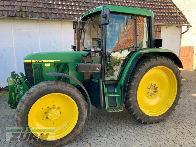 Traktor типа John Deere 6410 Premium, Gebrauchtmaschine в Merklingen (Фотография 1)