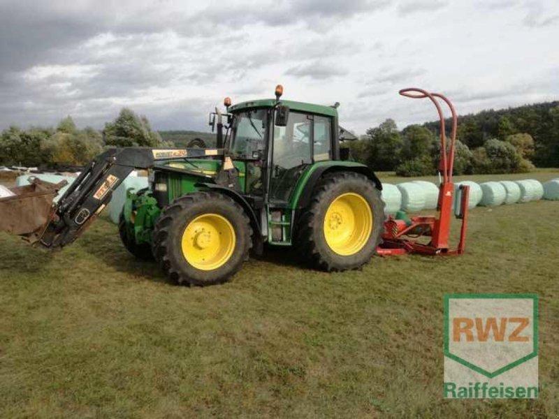 Traktor des Typs John Deere 6410, Gebrauchtmaschine in Alsfeld (Bild 1)