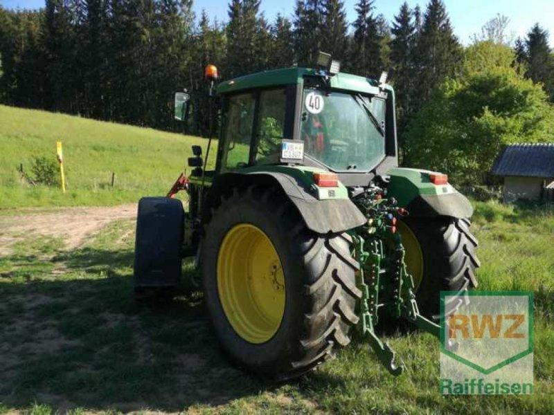 Traktor des Typs John Deere 6410, Gebrauchtmaschine in Alsfeld (Bild 7)