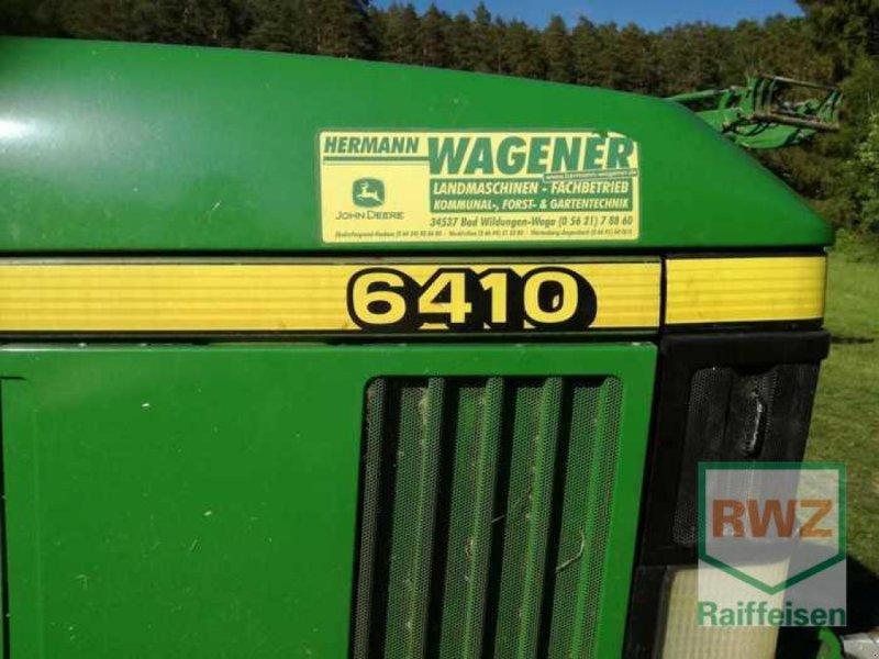 Traktor des Typs John Deere 6410, Gebrauchtmaschine in Alsfeld (Bild 2)