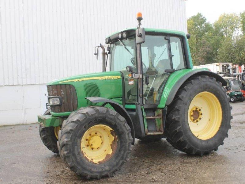 Фотография John Deere 6420 Autopower Tractor