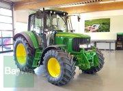 John Deere 6420 mit Trimble Paralellfahrsystem Traktor