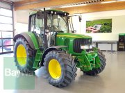 John Deere 6420 mit Trimble Spurführung Traktor