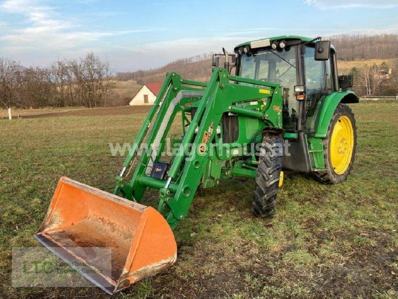 Traktor des Typs John Deere 6420 PP PRIVATVK, Gebrauchtmaschine in Korneuburg (Bild 1)