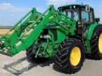 Traktor des Typs John Deere 6420 S Premium AutoQuad mit einer Topausstattung, FH, FZ, FL, HMS, gef. VA, 50 km/h, Klima, DL,... in Burgrieden