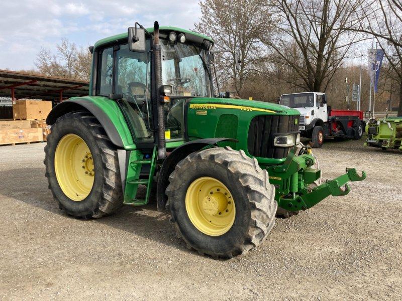 Traktor a típus John Deere 6420 S, Gebrauchtmaschine ekkor: Ravensburg (Kép 1)