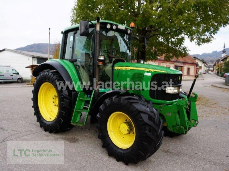 Traktor типа John Deere 6420 S, Gebrauchtmaschine в Kirchdorf (Фотография 1)
