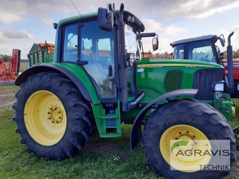 Traktor des Typs John Deere 6420, Gebrauchtmaschine in Walsrode (Bild 1)