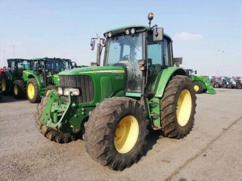 Traktor des Typs John Deere 6420, Gebrauchtmaschine in ORZIVECCHI (Bild 1)
