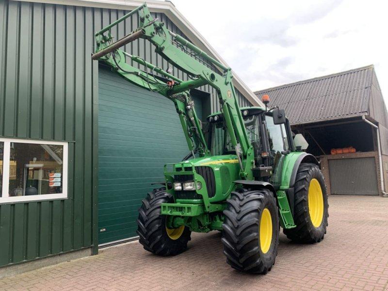 Traktor типа John Deere 6420, Gebrauchtmaschine в Daarle (Фотография 1)